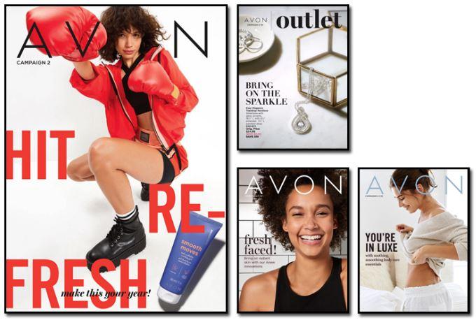 Avon Campaign 2 2020 The Brochure Online - HIT REFRESH!