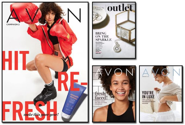 Avon Campaign 2 2020 The Brochure Online - HIT REFRESH!