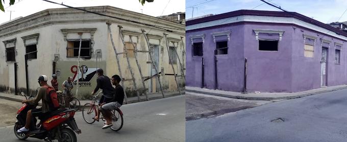 Arreglada vivienda en Holguín en homenaje al congreso del PCC