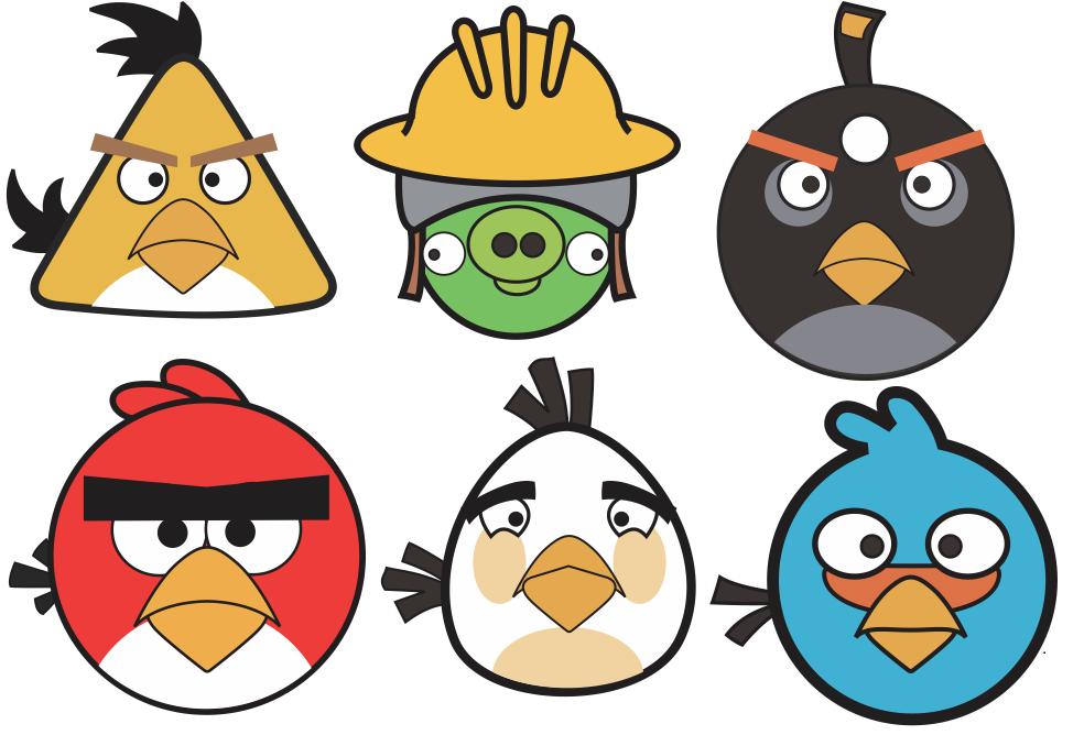 10 Angry Bird Crochet Patterns (con imágenes) | Patrón de ... | 668x984