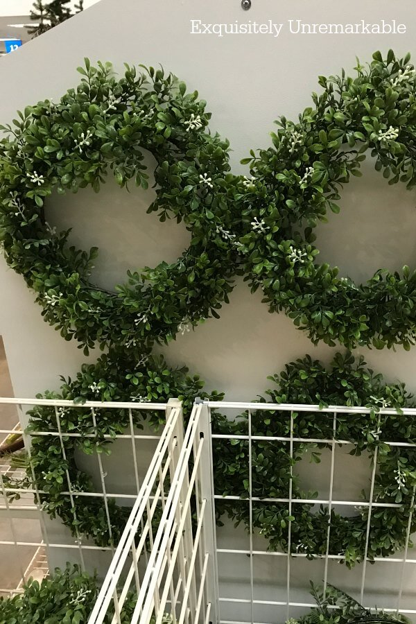 Ikea Boxwood Wreath