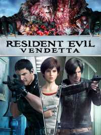 Resident Evil Vendetta (2017) Dual Audio Free in Hindi 300mb Dowload