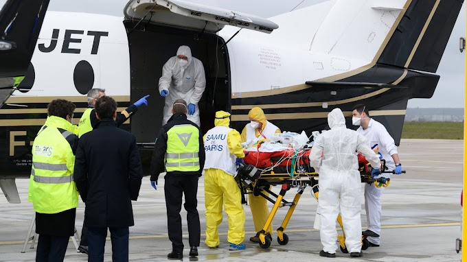 Lezárások Franciaország tengerentúli szigetein, evakuálják a súlyos betegeket Párizsba