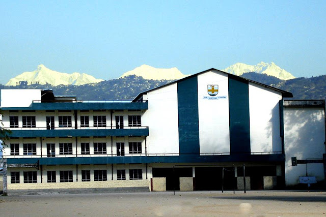 St Alphonsus School Kurseong