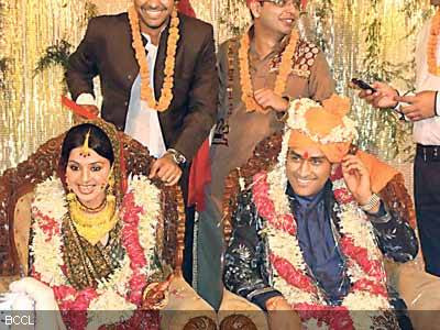 mahendra singh dhoni wedding pics |Wedding Pictures