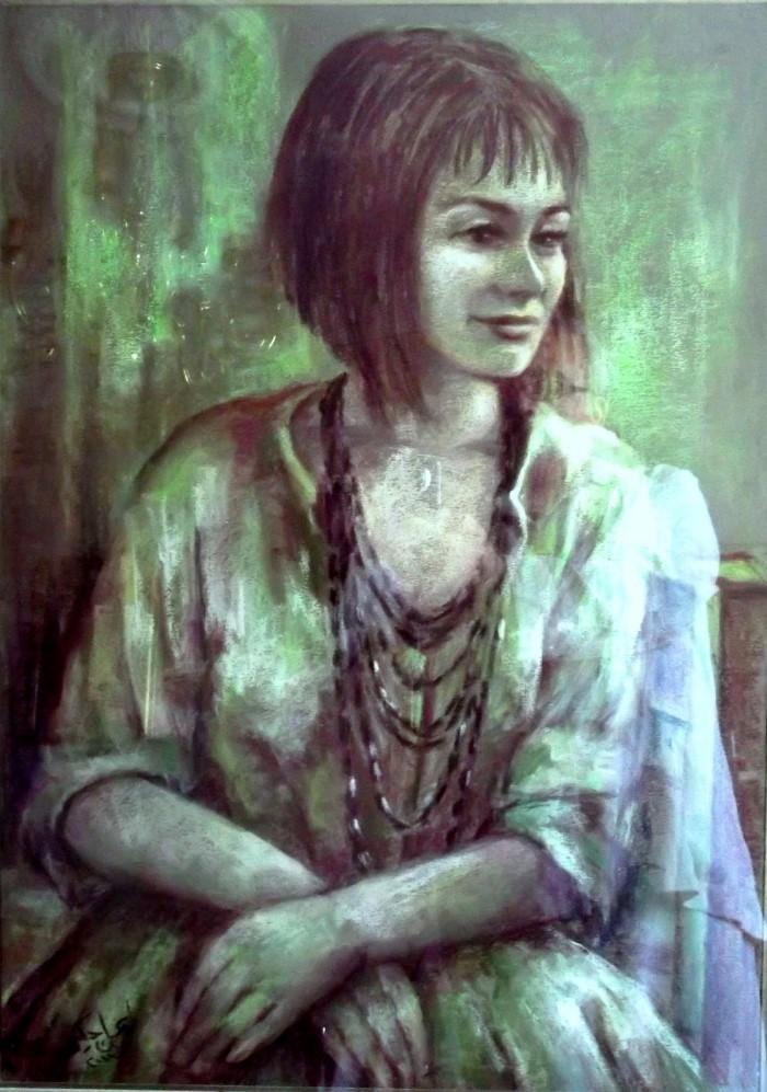Египетский художник
