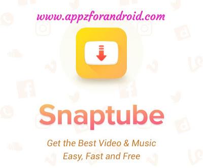 سناب تيوب برو  Snaptube pro مجانا | تحميل سناب تيوب Snap Tube لتنزيل الفيديوهات مجاناً
