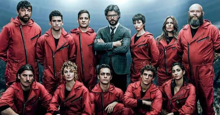 Why Money Heist Season 4 Proves It S Netflix S Most