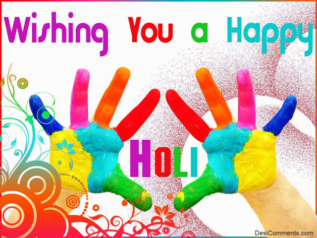 Best Happy Holi Images 2018