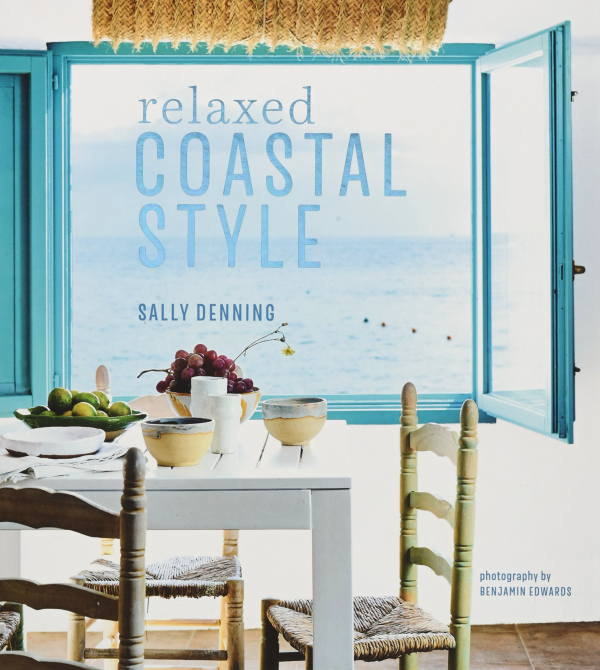 Coastal Decor Coffee Table Books