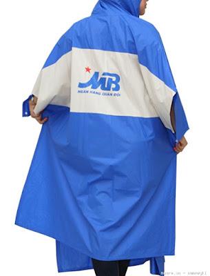 Cơ sở in trên áo mưa chất lượng đẹp nhất tại Minh Châu