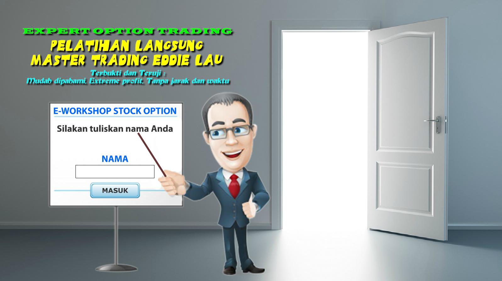 Workshop trading option surabaya