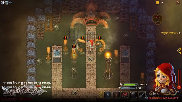 Dragon FIn Soup Gameplay Screenshot 2