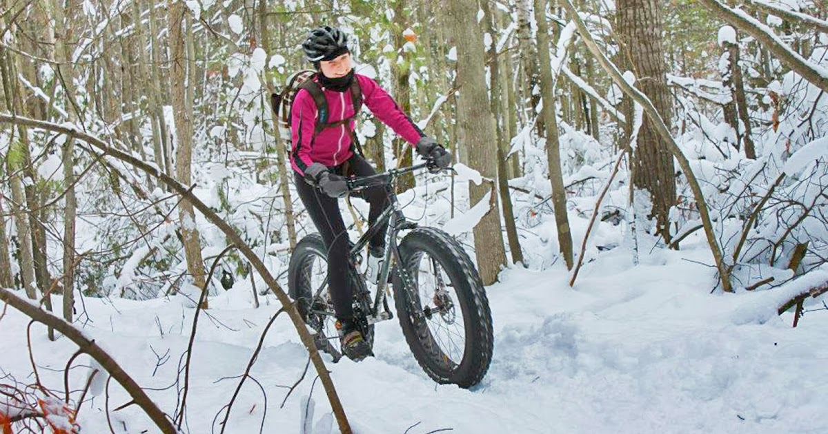 Gr8lakescamper Guest Post Fat Bikes Makes Cycling A