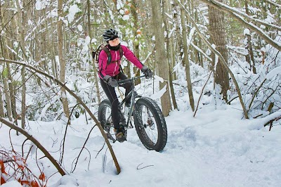 Guest post: 'Fat Bikes' makes cycling a four-season sport in Traverse City