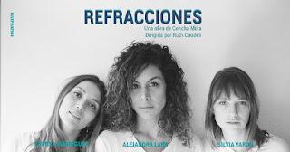 REFRACCIONES Temporada 2018 | Teatro La Mama