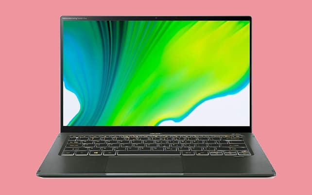 Acer Swift 5 NU-SF514-55T-5001: análisis