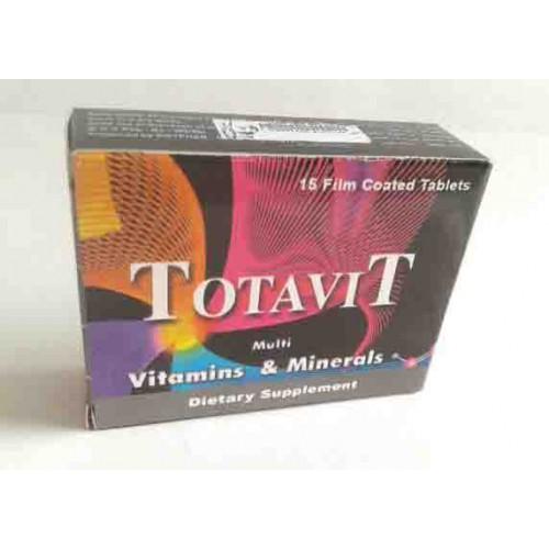 سعر ودواعي استعمال شراب توتافيت Totavit مكمل