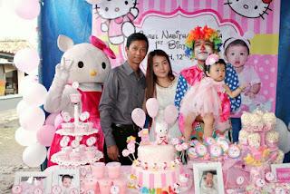 siap melayani berbagai event ulang tahun di kecamatan benda tangerang