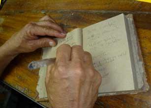 Utilidad de llevar un diario personal para perfeccionar la escritura