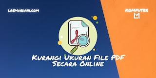 Kurangi Ukuran File PDF Online