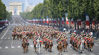 Bastille Day or French National Day