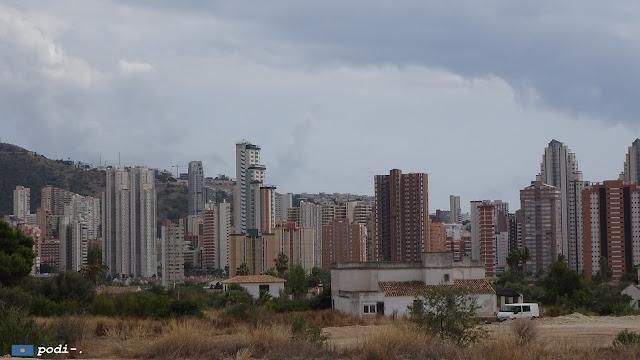 Benidorm, Levante