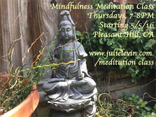 Meditation Class, Pleasant Hill, CA