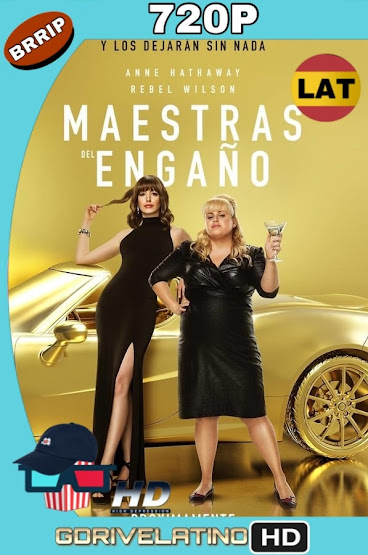 Maestras del Engaño (2019) BRRip 720p Latino-Ingles MKV