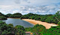 pantai gatra, sendangbiru, malang selatan