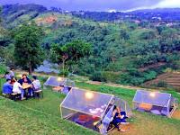 Panorama Bersantai di Lereng Anteng Panoramic Cofee