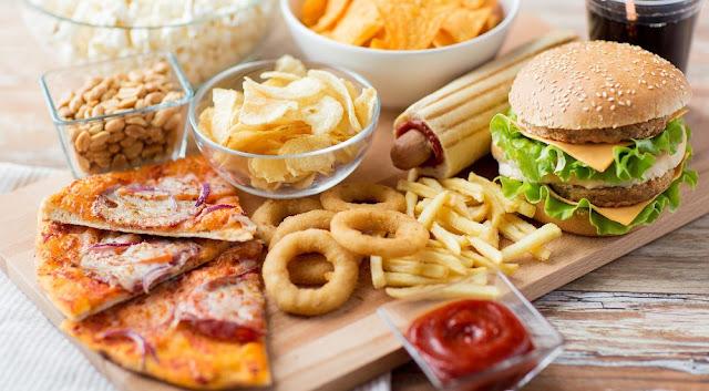 Cual es son los alimentos mas y menos adictivos ?