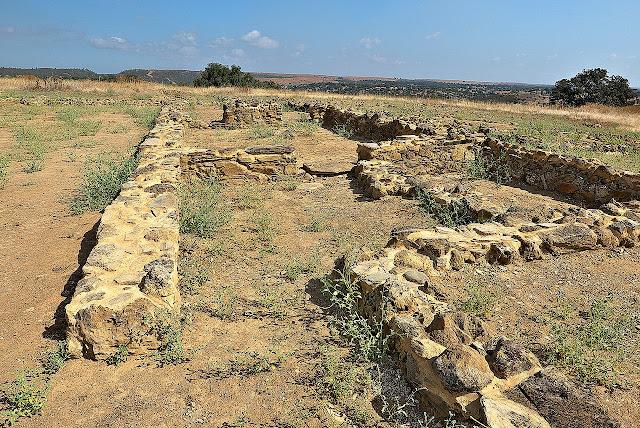 Tejada la Vieja, en Escacena del Campo (Huelva)