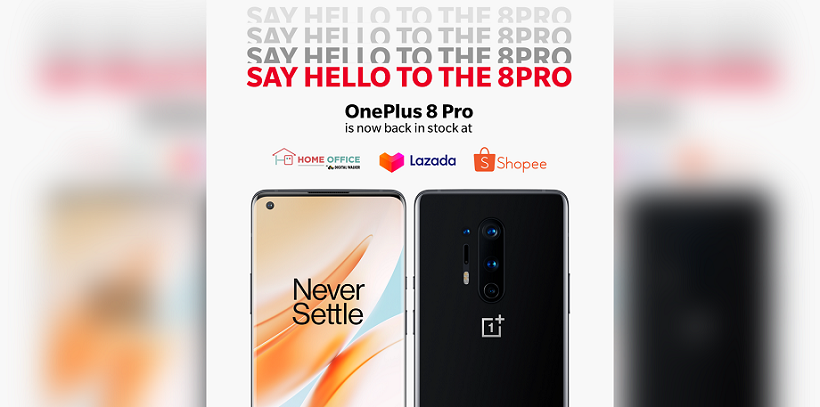 OnePlus 8 Pro back by popular demand at PhP 35,990