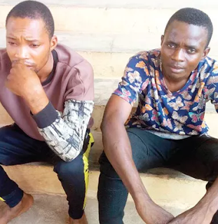 2 church guards arrested for allegedly stealing pastor's daughter's panties