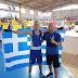 Στο Πανευρωπαικό Πρωτάθλημα νέων ο Μπονόβας Μιχαήλ  1η  φορά συμμετέχει αθλητής των Ιωαννίνων!