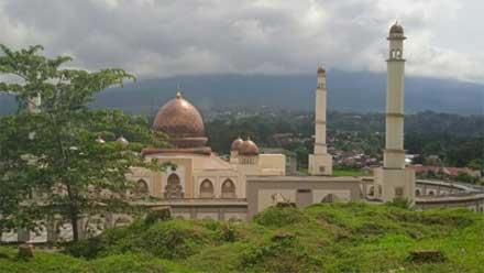 masjid di padang panjang