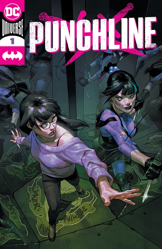 Cover of Punchline #1