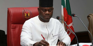 I'll get second term without stress, Yahaya Bello boasts