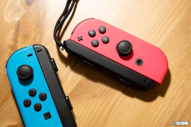 【生活分享】Switch Joy-Con 控制器腕帶「裝反」這樣處理 - 錯誤方向