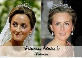 http://orderofsplendor.blogspot.com/2014/01/tiara-thursday-princess-claires-tiaras.html
