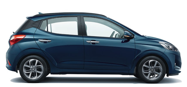 Grand i10 NIOS side-view