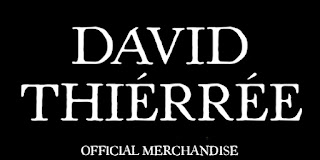 DAVID THIERREE OFFICIAL MERCHANDISE