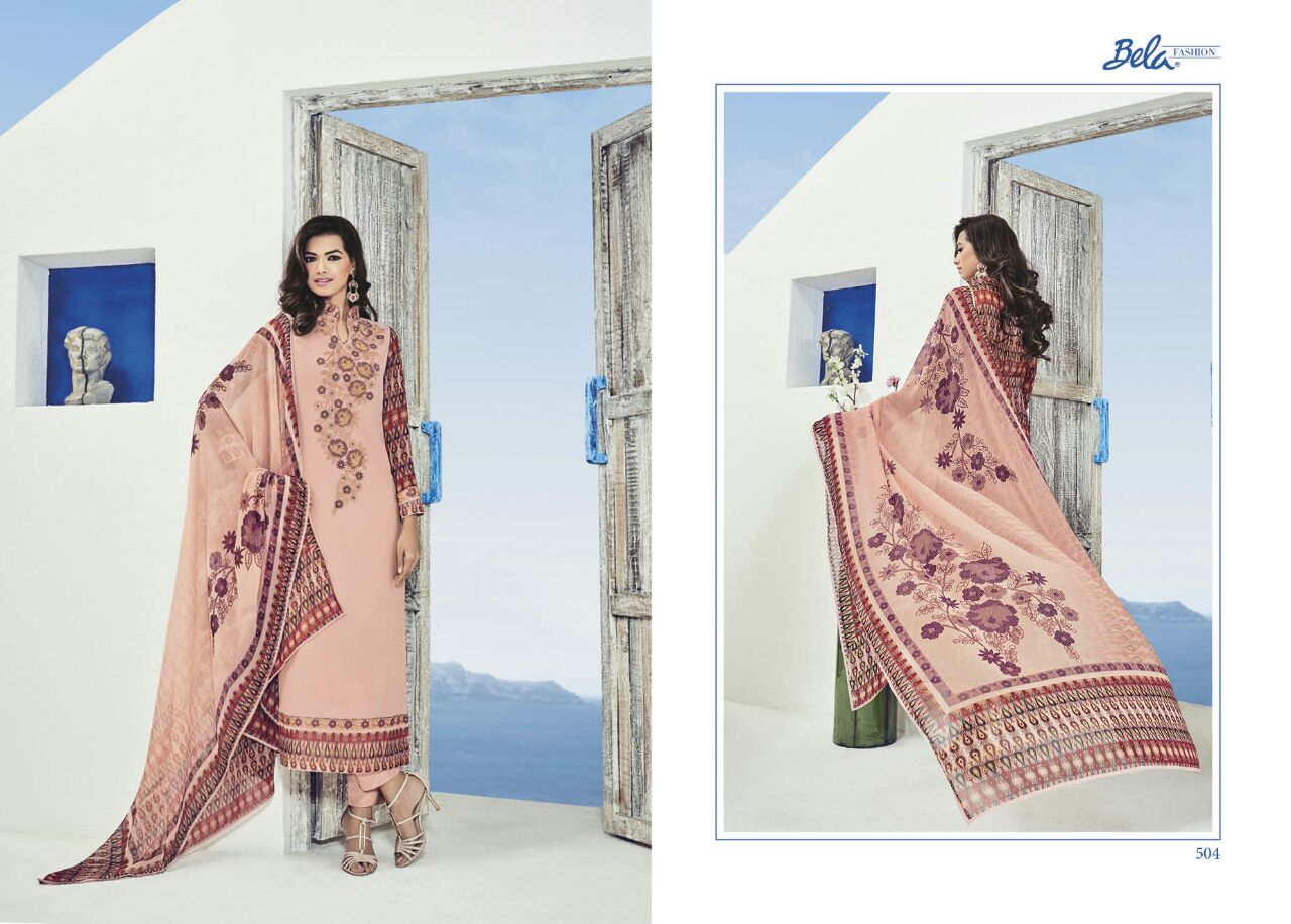 Olivia – Latest New Collection Georgette Salwar Kameez