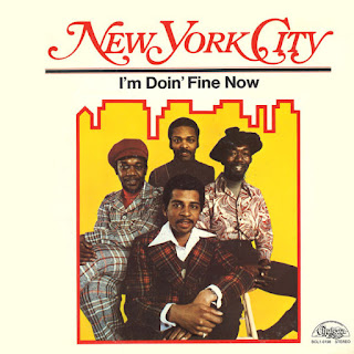 I'm Doin' Fine Now by New York City (1973)