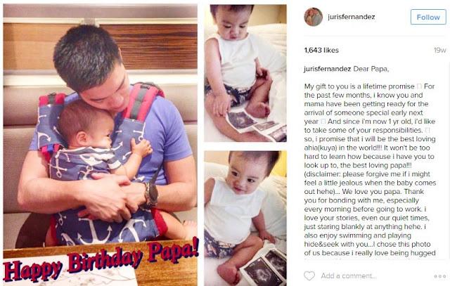 MYMP Vocalist Juris Fernandez And Husband Gavin Lim Welcome Their Baby Girl!