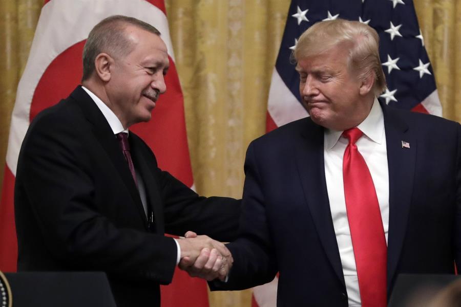 Ρούμπιν: Ο Ερντογάν θα καταλάβει σύντομα ότι δεν μπορεί να παρακάμψει τους νόμους των ΗΠΑ