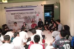 BKMF Petanque BEM FIK UNM Resmi Kukuhkan Anggota Baru