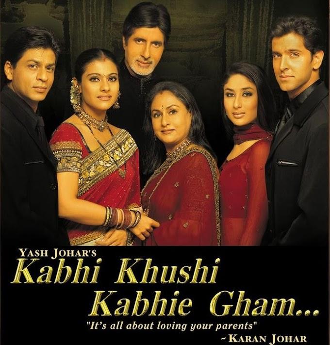 KABHI KHUSHI KABHIE GHAM 2001 ONLINE