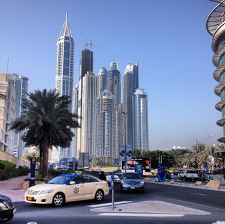 I worked in : DUBAI (AUD)